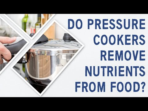 Ask Dr. Gundry: Do pressure cookers remove nutrients from foods?