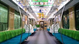 東急7000系(2代目) 7109F デハ7209 蒲田→多摩川