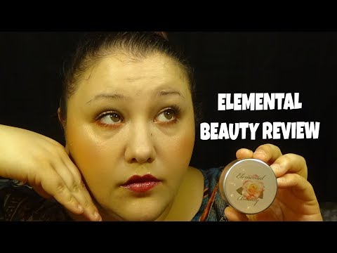 Elemental Beauty Mineral Makeup- Etsy Product Reviews