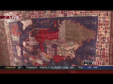 Afghan War Rugs