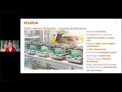 Emobility - Automation in Battery technology