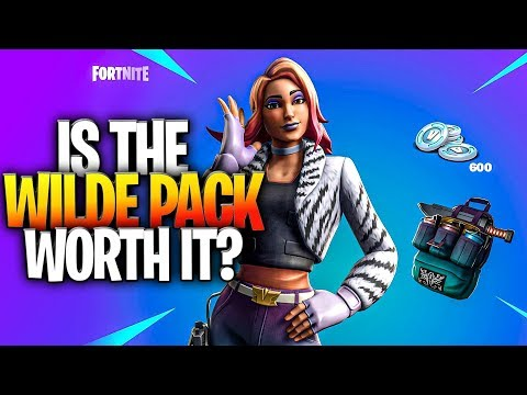 THE WILDE PACK REVIEW: The BEST Starter Pack Skin Yet?! (Wilde Pack Skin Review & Gameplay)