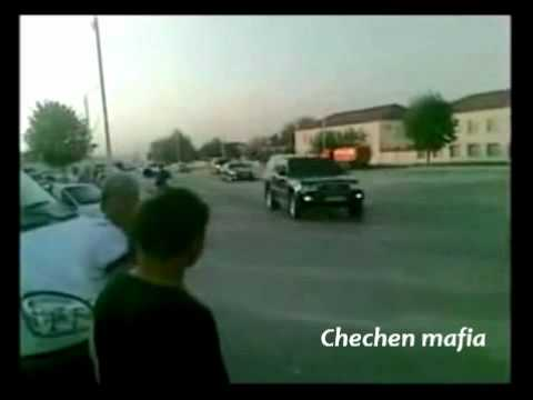 Chechen Mafia in Grozny