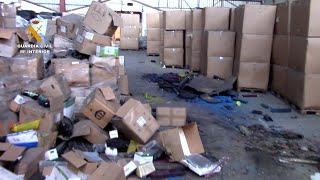 Desmantelada organización dedicada a gestión fraudulenta de residuos de tóner