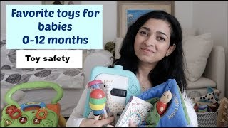 Baby Toys 0 12 Months: Favorites And Toy Safety Tips
