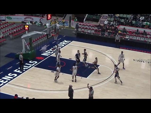 Game Highlights Boys' Varsity: Mekeel Christian 61 vs Troy 74
