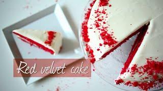Red Velvet Cake Recipe Video - How To Make A Classic Red Velvet Cake