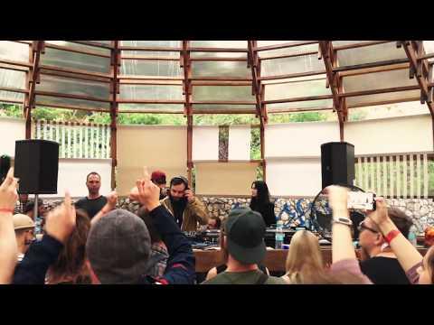 Barac @ Ostrov Festival 2018 PORT stage Odessa