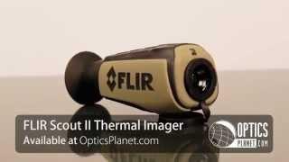 видео Тепловизор FLIR Scout II 640