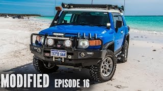 FJ Cruiser, Modified Episode 16