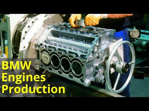 Thumbnail: BMW Engine Plant in China