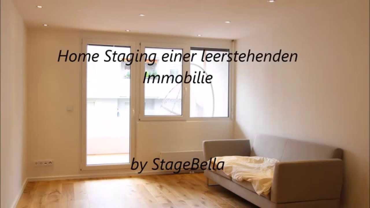 vorher nachher home staging youtube. Black Bedroom Furniture Sets. Home Design Ideas