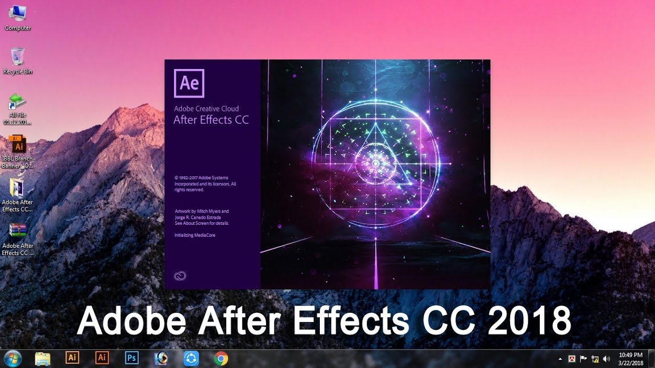How to Download and Install Adobe After Effects CC …