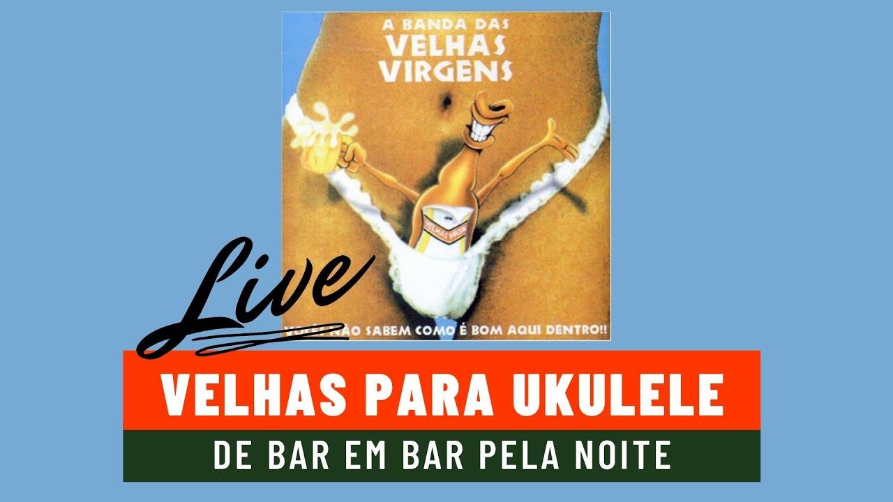 Velhas Para Ukulele - UNS DRINKS