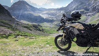 2014 Motorcycle Adventures E04 - Cirque de Troumouse, Pyrenees