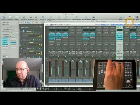 iPad App Review: AC-7 Pro DAW Controller