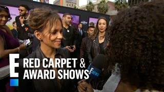 "Halle Berry Talks Training & Being a Bad Ass in ""John Wick 3"" 