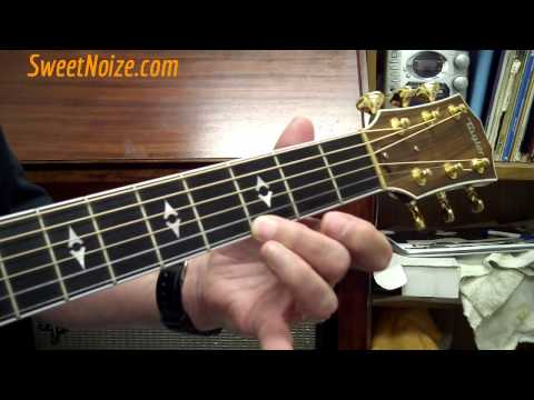 Beginning Acoustic Celtic Guitar with Tim Janis