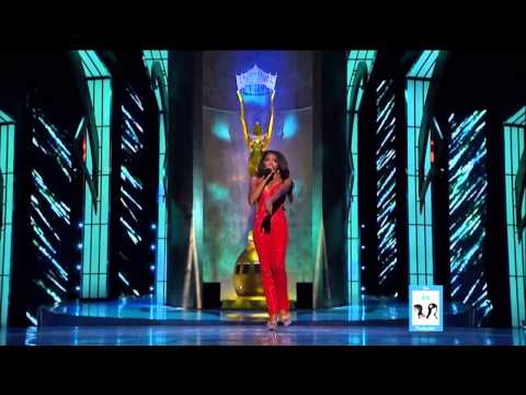 Miss America 2015 Talent - Miss Mississippi   LIVE 9-14-14
