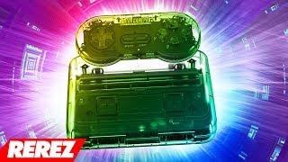 The Best Super Nintendo Ever Made? - Analogue Super Nt Review - Rerez
