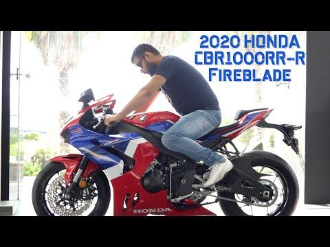 🔥🔥 Finally 2020 Honda CBR1000RR-R Fireblade | DCV