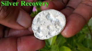 Information secret Formula Silver Recovery Methods Easy, recycling Contact Relay Magnetic