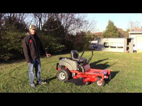 Husqvarna RZ4824F Zero Turn Lawn Mower Reivew
