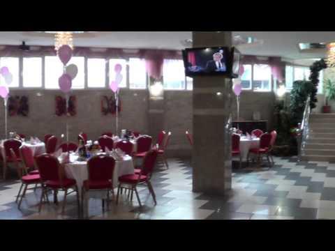 Основной зал Эдем ресторан