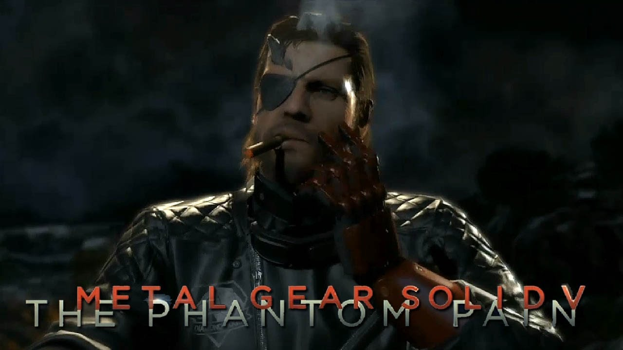 Image result for Metal Gear Solid 5: The Phantom Pain (MGS 5)