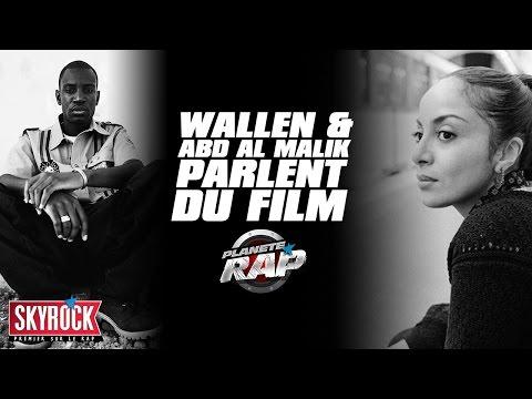 """Abd Al Malik & Wallen parlent du film """"Qu'Allah Bénisse la France"""" #PlanèteRap"""