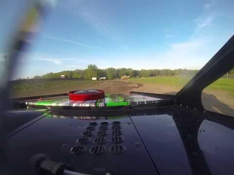 Heat Race at Chateau Raceway - USMTS - Brandon Davis
