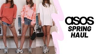 ASOS HAUL & TRY ON // SPRING/SUMMER  2019