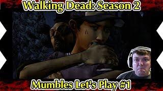 TellTale The Walking Dead Season 2 - It