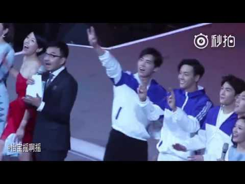 151231 Phong Phong Hunan Year-end Gala Countdown time