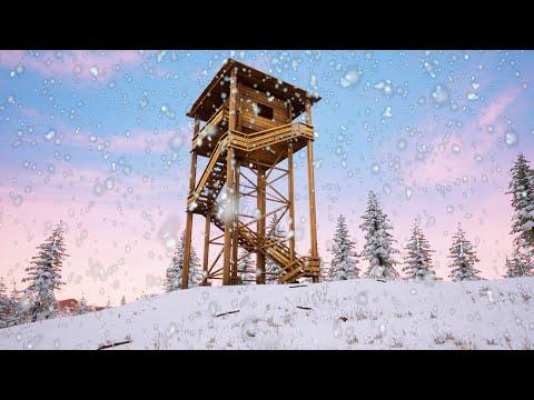 Survivre à la région la plus froide dans le nouveau jeu de survie en monde ouvert en Turquie | Gameplay en accès anticipé à Erzurum