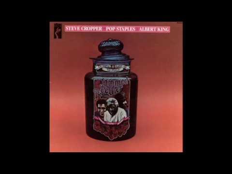 Albert King, Steve Cropper, Pop Staples - Jammed Together (1969)