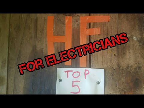 Top 5 Harbor Freight tools for Electricians