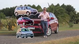Toyota Yaris S - Test - Matías Antico - TN Autos
