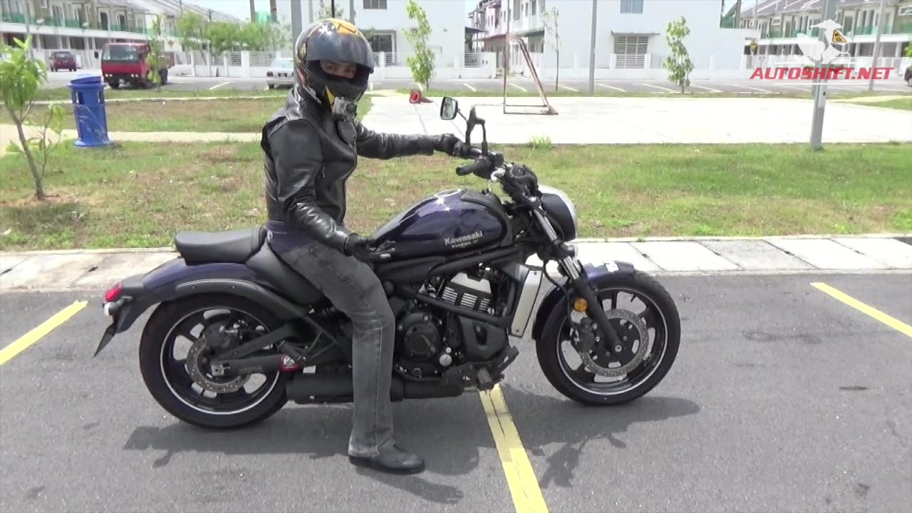 2015 kawasaki vulcan s review - youtube
