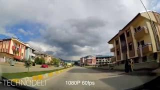Xiaomi Yi Araç Kamerası Video Test