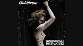 Goldfrapp - Time Out From The World (Instrumental) [Supernature]