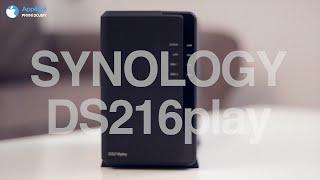 Synology DS216Play - první dojmy