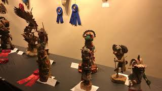 Best Of Show Preview SWAIA   Class IV: Wooden Pueblo Figurative Carvings