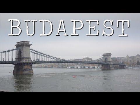 Backpacking Europe 2014 (1/7): Budapest, Hungary