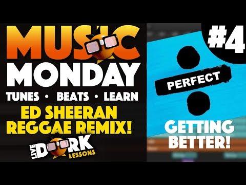 Music Monday: It's Monday Somewhere - Finishing Perfect (Reggae Remix )