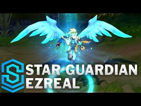 Star Guardian Ezreal Skin Spotlight - League of Legends