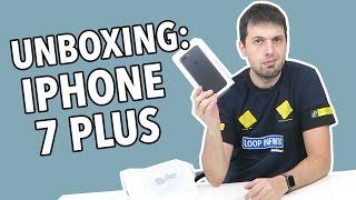 UNBOXING: IPHONE 7 PLUS