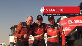 Mammoet Rallysport: Stage 10