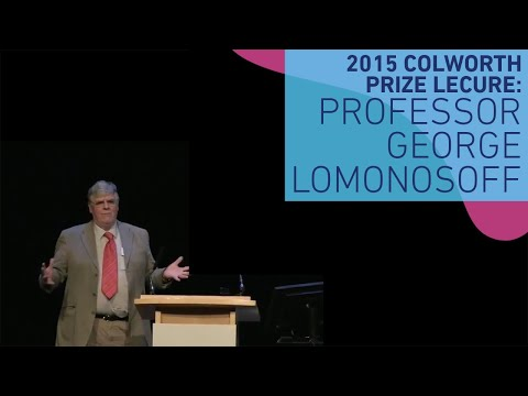 Professor George Lomonosoff: 'Turning diseases into commodity'