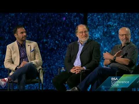 The Cryptographers' Panel 2018